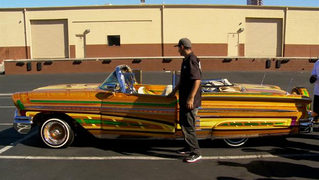 A Masterpiece Impala Paint Job