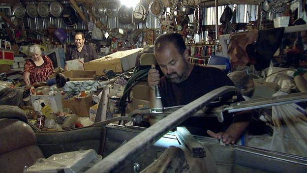 American Pickers: Auburned Out