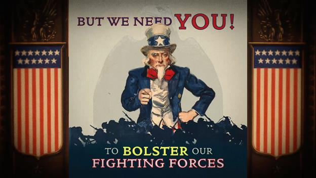 World War I Propaganda Posters: The U.S. Joins the Fight