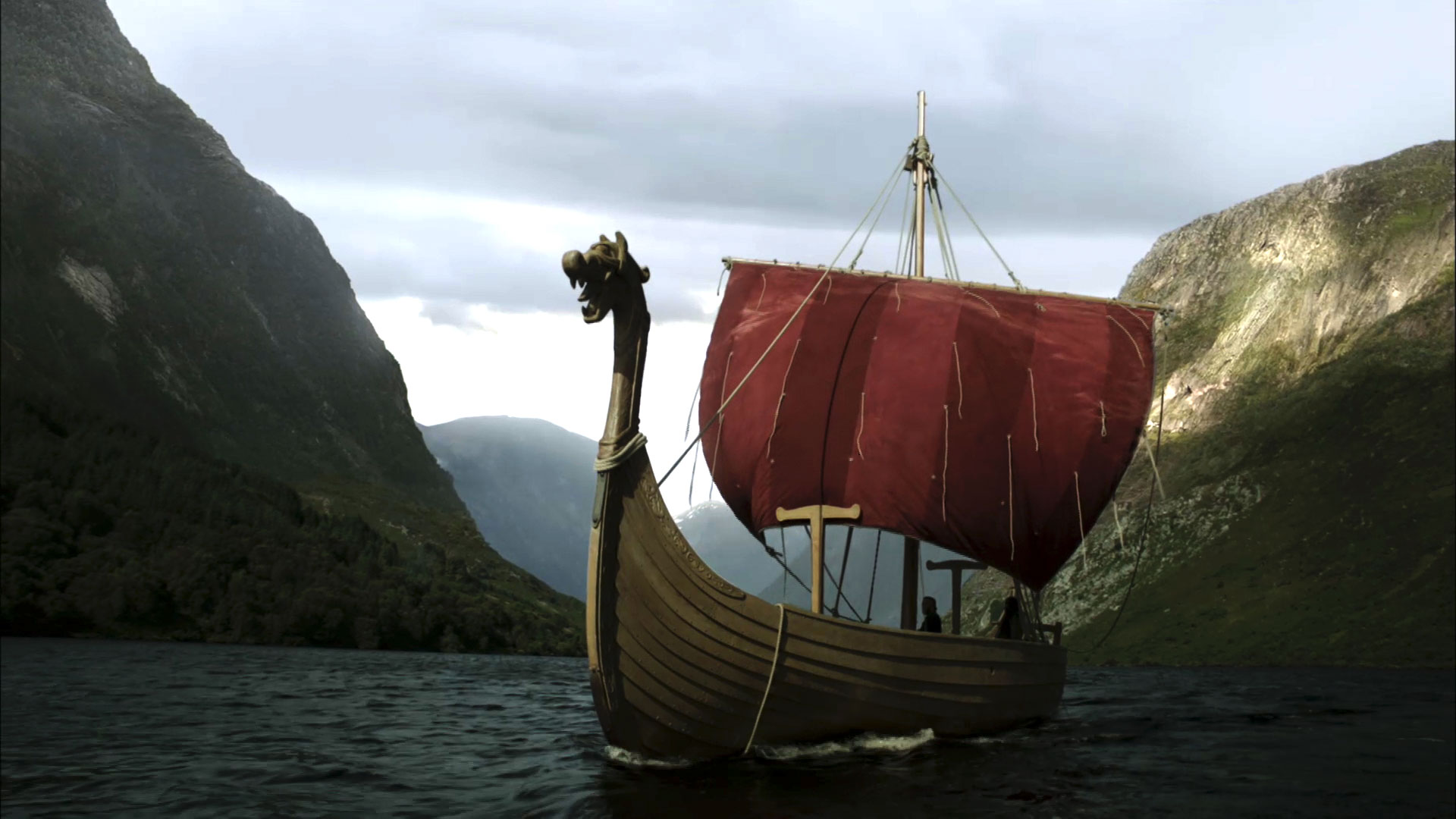 Watch Viking Ships Video - Vikings | HISTORY