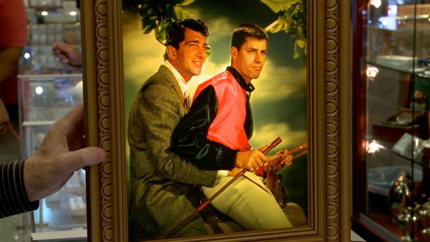 Martin and Lewis 3D Poster