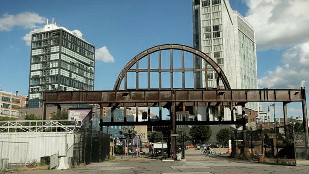 Hidden History: Pier 54
