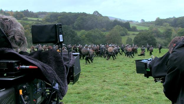 Vikings Season 2: Battle Training