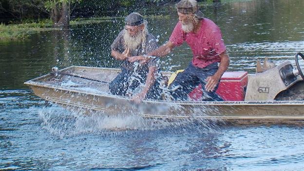 Swamp People: Rising Pressure