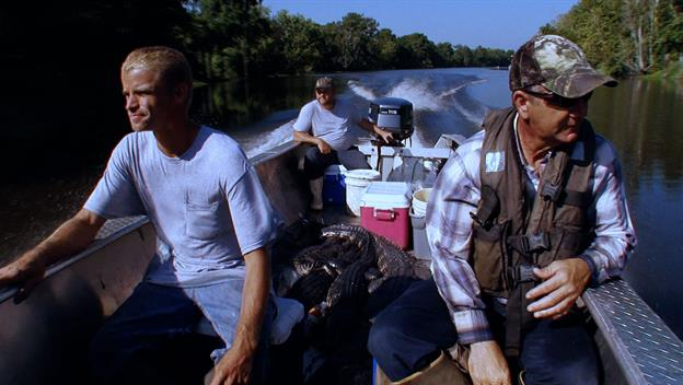 Swamp People: Shooting Wild