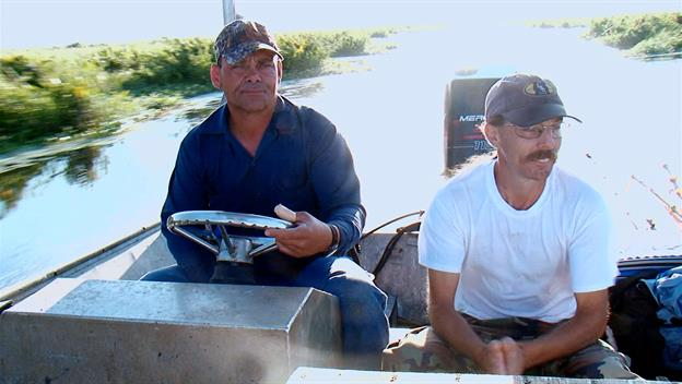 Swamp People: Two Captains, One Family