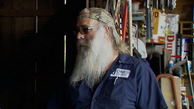 American Pickers: Big Moe