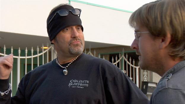Counting Cars: Old School