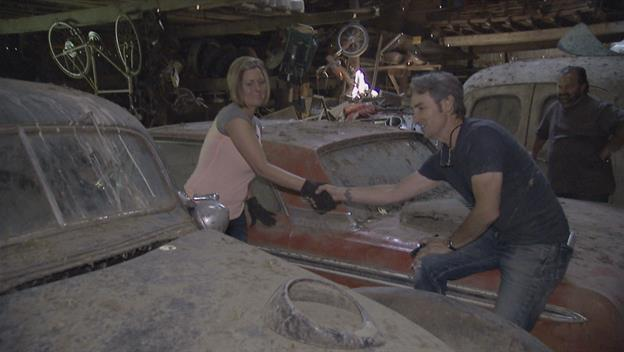 American Pickers: Oddities and Commodities