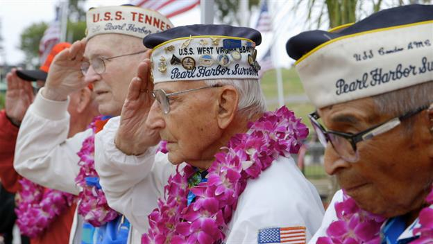 Pearl Harbor Veterans on the Price of Freedom