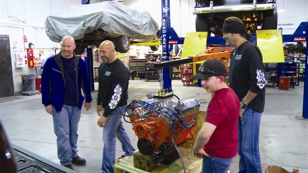Counting Cars: Charger Surprise
