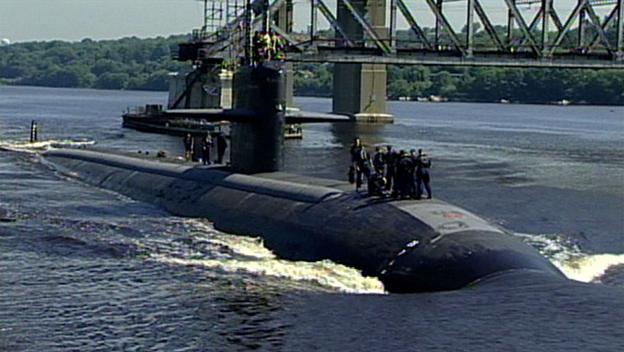 Modern Marvels: Nuclear Subs