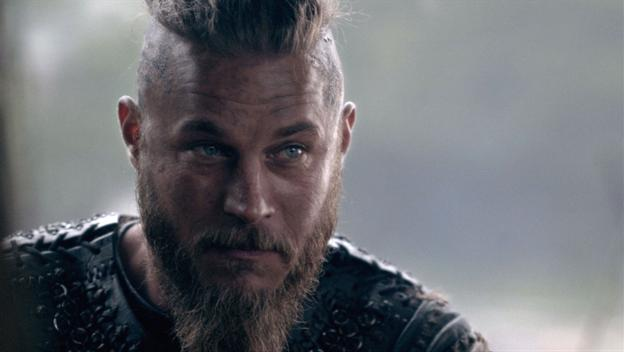 Ragnar and King Horik Are at Odds