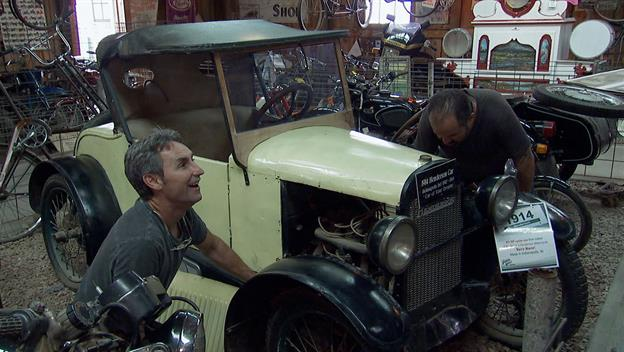 American Pickers: If You Talk Nice to Me