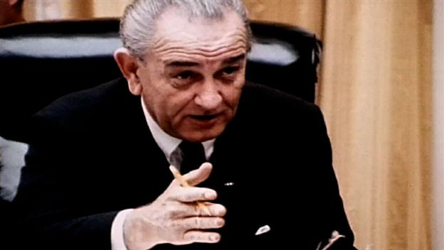 LBJ: Before the War on Poverty