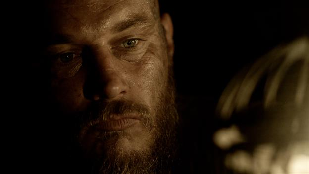 Ragnar Speaks to Athelstan
