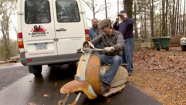 American Pickers: Bigfoot in Alabama