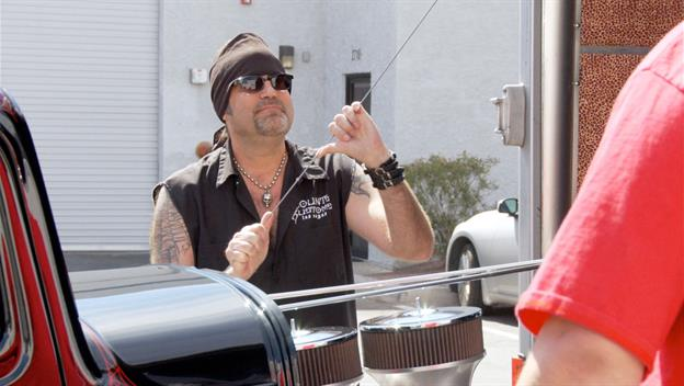 Counting Cars: Change of Heart