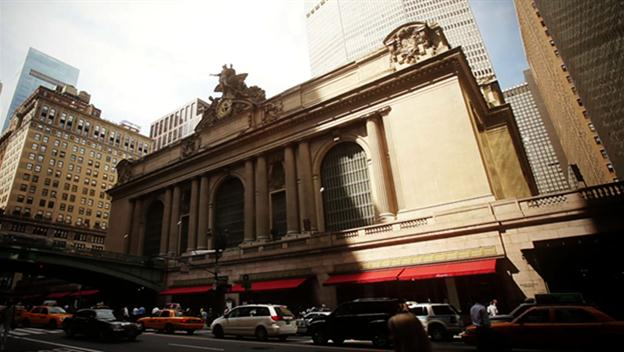 Vanderbilt Constructs Grand Central