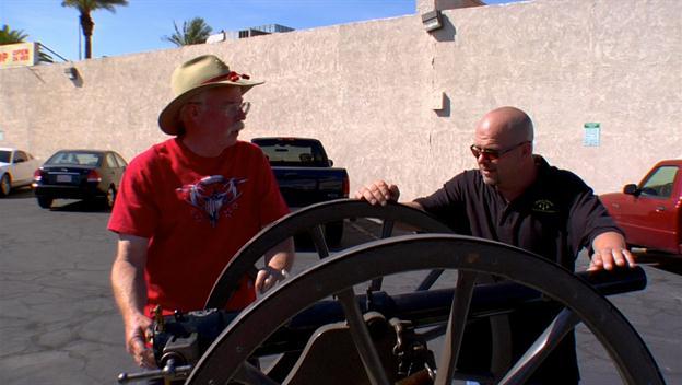 Hotchkiss Cannon