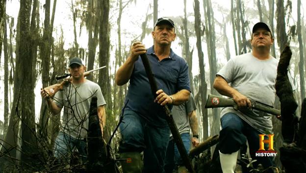 Swamp People Sneak Peek